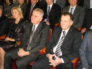 Tomislav Nikolić kao počasni građanin Čačka