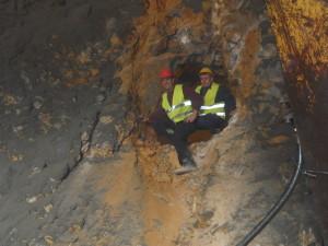 Probijen i poslednji tunel foto V. Nikitovic