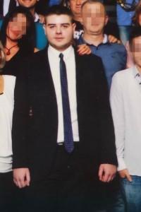 Jovan Ilić; foto: Privatna arhiva