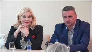 Zorana Mihajlovic i Milun Todorovic