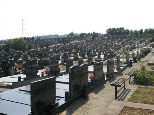 Stižu rovokopači: Gradsko groblje u Čačku