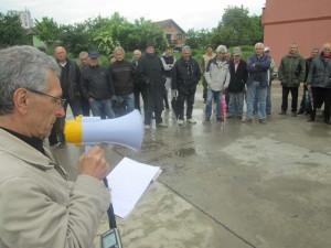 Poplavljeni protest