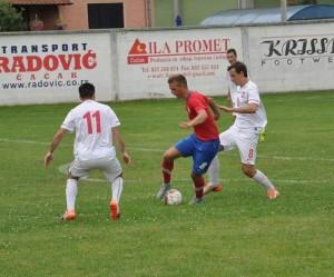 Junak utakmice: Trostruki strelac Vladimir Stevlić