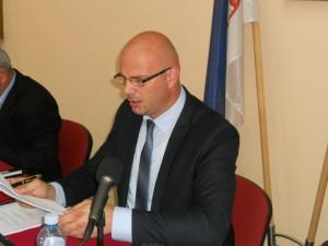 Za efikasniji i jeftiniji rad lokalnog parlamenta: Igor Trifunović