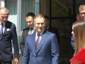 Ne isključuje mogućnost vanrednih parlamentarnih izbora: Nebojša Stefanović